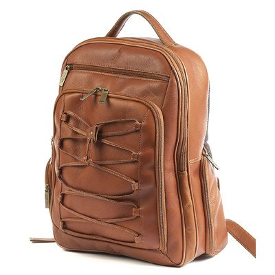 Claire Chase Vagabond Backpack, Saddle