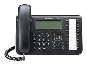 Panasonic KX-DT546 Wired handset Negro - Teléfono IP (Negro)