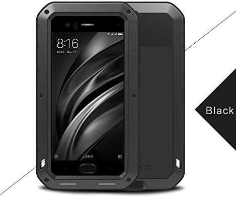 LOVE MEI Powerful - Carcasa súper Protectora Anti-Shock con Gorilla Glass para Xiaomi Mi6: Amazon.es: Electrónica