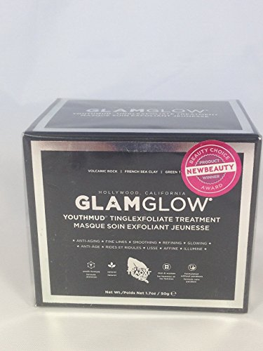 Glamglow Tingling Exfoliating Mud Mask