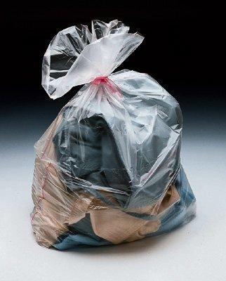 "Amazon.com: 36"" x 39"" Water Soluble Dissolvable Laundry Bag (1 mil)(100 Bags):  Industrial & Scientific"