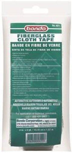 Bondo 477 Fiberglass Cloth (Fiberglass Mat Tape)