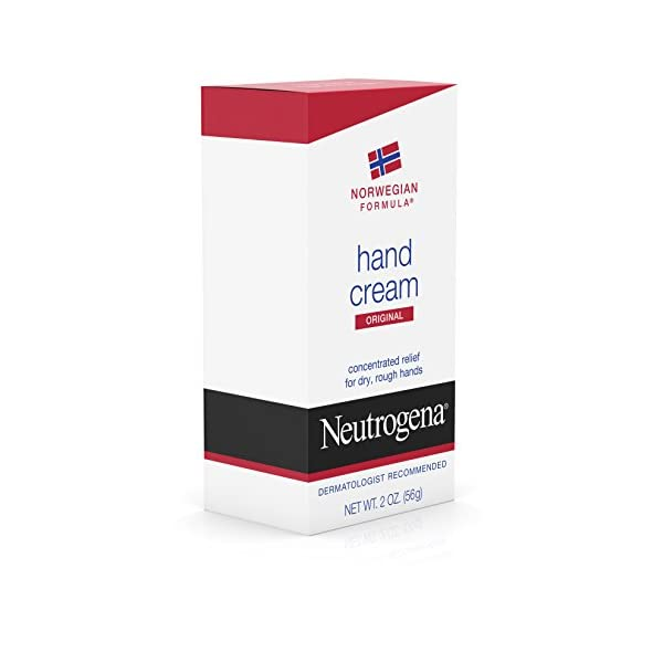 Neutrogena Norwegian Formula Hand Cream For Dry Chapped Hands
