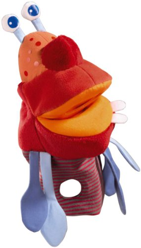 HABA Monster Maz Glove Puppet ()