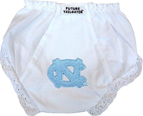 Future Tailgater North Carolina UNC Tar Heels Baby Diaper Cover (Newborn-6 Months)