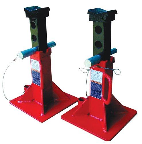 Advanced Tool Design Model  ATD-7449  22 Ton Jack Stands