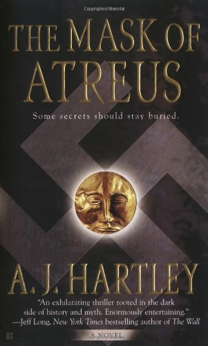 book cover of The Mask of Atreus