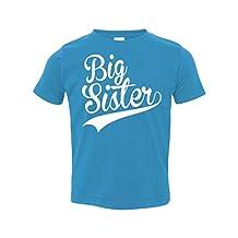 P&B New Kid on the block Big Sister Toddler T-shirt