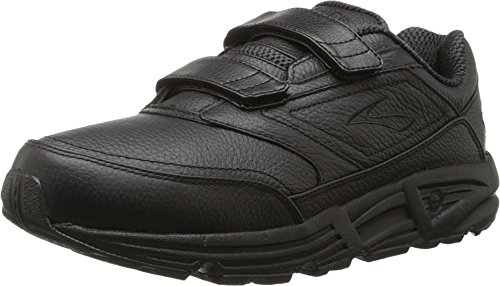 Men's Brooks 'Addiction' Walking Shoe, Size 11 M - Black