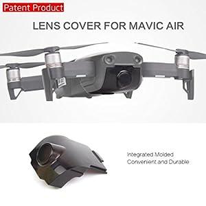Diadia Integrated Protection Cover Camera Lock Lens Cap For DJI Mavic Air 41RMKYTjrCL