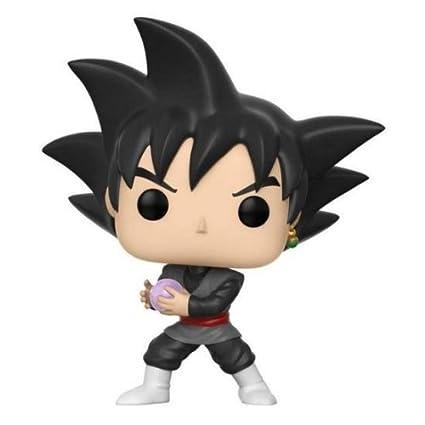 amazon com funko pop animation dragon ball super goku black