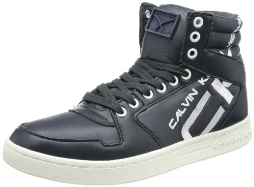 Boxe Calvin Perico Jeans Chaussures Midnight Shiny De Nylon Smooth Klein Homme rx8UnqwHrP