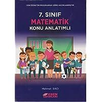 Esen 7. Sınıf Matematik Konu Anlatımlı (Yeni)