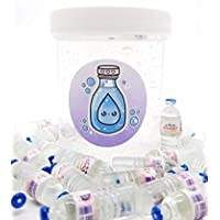 Evian Water Clear Slime