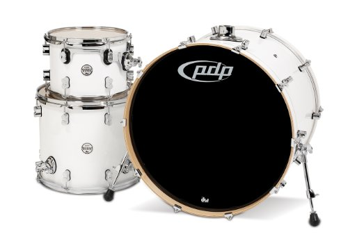 pacific-drums-pdcm2413pw-3-piece-drumset-with-chrome-hardware-pearlescent-white