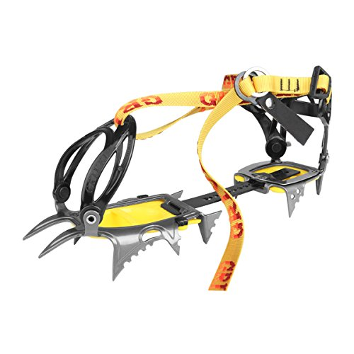 Grivel Air Tech New Classic Crampon Package With Antibot One Size