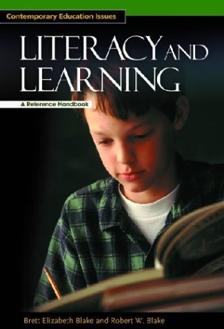 Download Literacy and Learning: A Reference Handbook pdf epub
