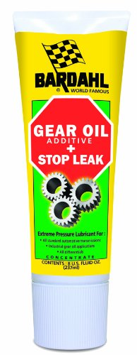 Bardahl 3119 Gear Oil Additive Plus Stop Leak - 8 - Oil Seal Transmission