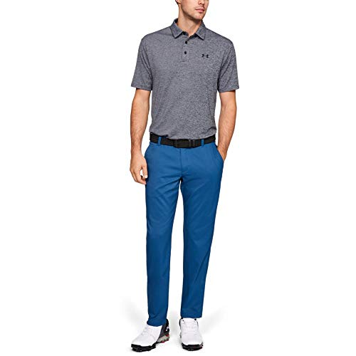 Playoff 002 Nero Polo Under Uomo 0 2 Armour 1p6qnqCa