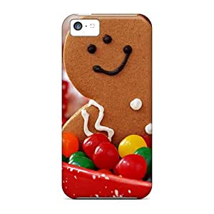 For Iphone Case, High Quality Christmas Sweets For Iphone 5c Cover Cases