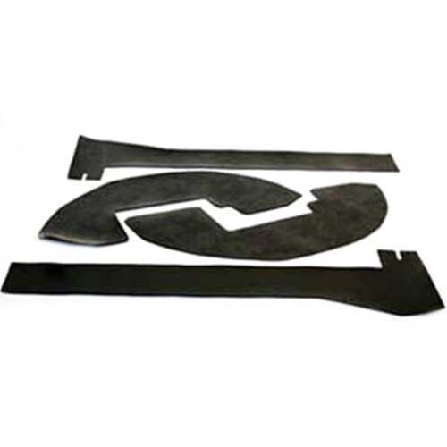 Performance Accessories, Dodge 1500, 2WD and 4WD, (Including Hemi), Gap Guards for 3
