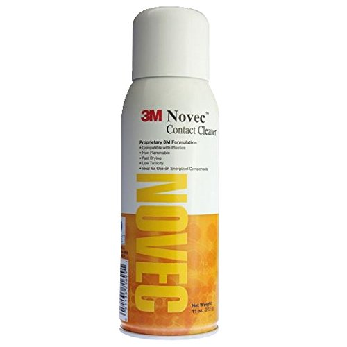 3M Novec Electrical Contact Cleaner, 11 oz Spray Can (1 per pack) by Crimp Supply