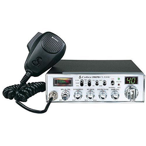 Cobra 29LTD 40-Channel CB Radio (Certified Refurbished)