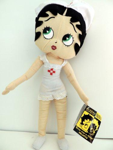 Betty Boop Nurse Plush 16.5
