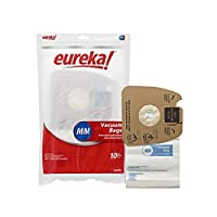 Bolsa de vacío Eureka MM genuina estilo 60297A - 10 bolsas por unidad