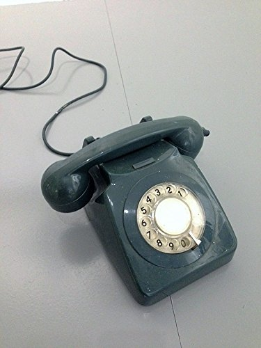 Home Comforts LAMINATED POSTER Communication Telephone Land Line Dial Retro Phone Poster 24x16 Adhesive Decal