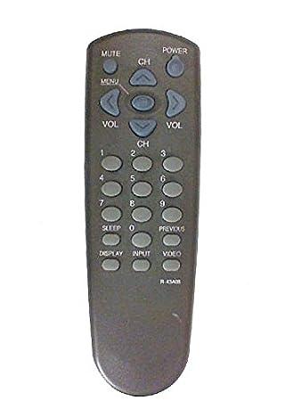 Amazon.com: r-43 a08 Original Daewoo Reemplazo mando a ...