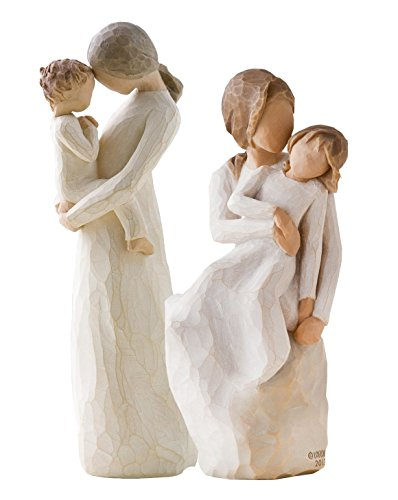 Willow Tree Tenderness (Willow Tree Tenderness and Mother & Daughter Figurines by Susan Lordi)