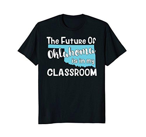Oklahoma Teacher Shirt   Protest Tee For Walkout