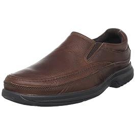 Rockport Men's BL Moc Slip-On Casual Loafer