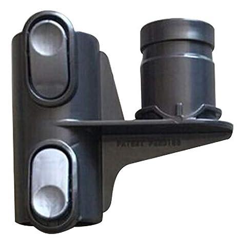 TOOGOO Cabeza De Soporte Sostenedor De Almacenamiento para Aspiradora Dyson Dc58 Dc59 Dc62 V6 Dc35 Dc45 Cepillos Piezas Accesorios: Amazon.es: Hogar