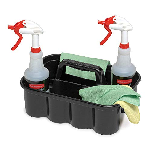Deluxe carry caddy for cleaning products