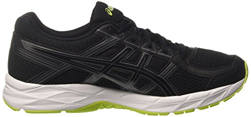 Energy Uomo 4 Contend Black Asics Green Nero Scarpe Gel Running wBw8q67