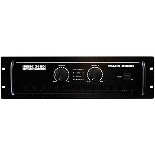 Amplificador 400W 4 Ohms MK 2400 - Mark Audio