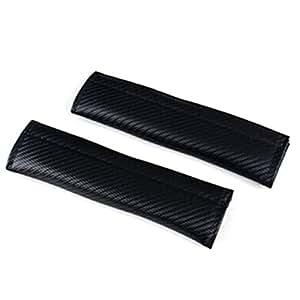 C1 C2 C3 C4 C5 C6 C7 Corvette 1953 2014 Carbon Fiber Seat Belt Shoulder Pads