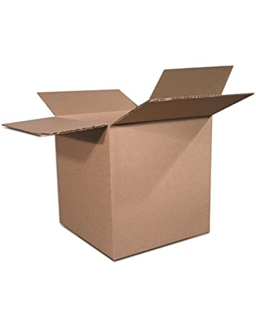 6a5dd694345 The Packaging Wholesalers 12 x 10 x 6 Inches Shipping Boxes