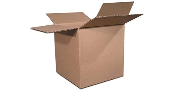 9666f4b482c Amazon.com  The Packaging Wholesalers 16 x 12 x 8 Inches Shipping Boxes