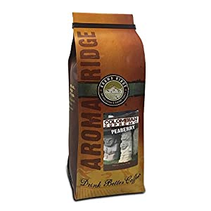 Well-Being-Matters 41RMW1NnKVL._SS300_ Aroma Ridge Colombia Peaberry Freshly Roasted Coffee Beans 16oz
