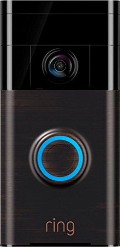 Brand New/Sealed Ring Wi-Fi Smart Video Doorbell with Installation Tools (Venetian Bronze) by Ring_Doorbell (Image #2)