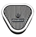 Edelbrock 4222 Elite Series Triangular Air Cleaner