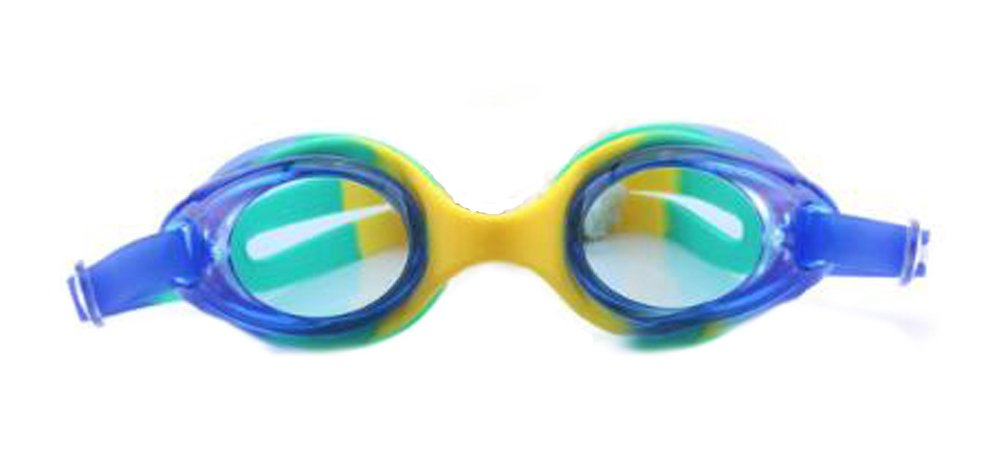 Blancho Bedding Swimming Goggles No Leaking Anti Fog UV Protection with Swim Cap,Bag,Ear Plug,Nose Clip For Child#1