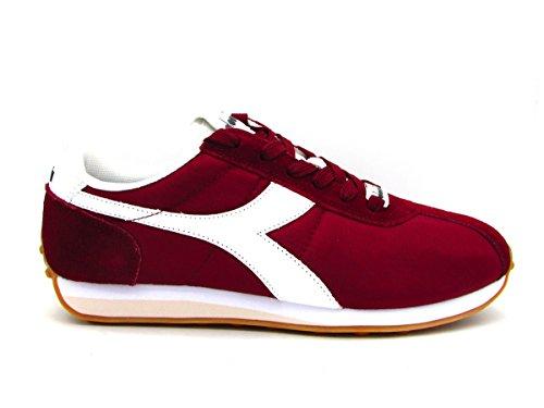 Diadora Sirio Sneakers 55017 45 Bordeaux Bordeaux 173712 Nyl Bianco R7rAaRx