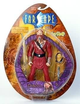 Farscape Special DArgo Edition   DArgo Special (Til The Blood Runs Clear) Action Figure by Toy Vault 44e8a6