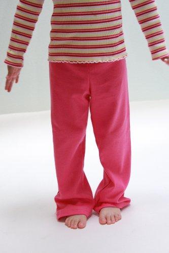YogaColors Kids Emoticon Baby Rib Karate Pant 4132