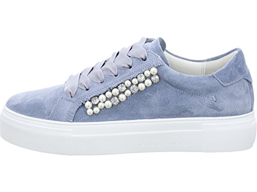 Kennel & Schmenger Damen Plateausneakers Up Bleu (50)