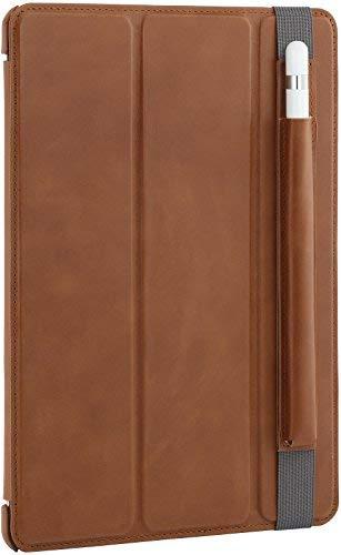 - StilGut Couverture, Genuine Leather Case for Apple iPad Pro 9.7